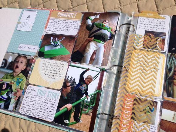 Project Life 2013 | April